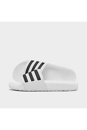 adidas Men's Essentials Adilette BOOST Slide Sandals in /Footwear Size 8.0