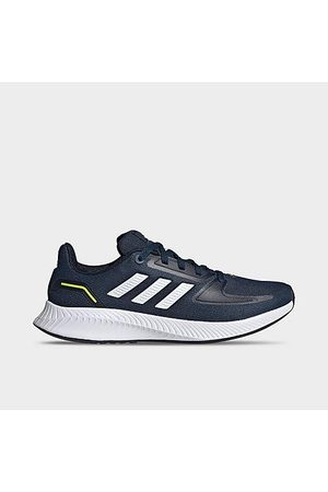 adidas Big Kids' Runfalcon 2.0 Running Shoes in /Crew Navy Size 3.5