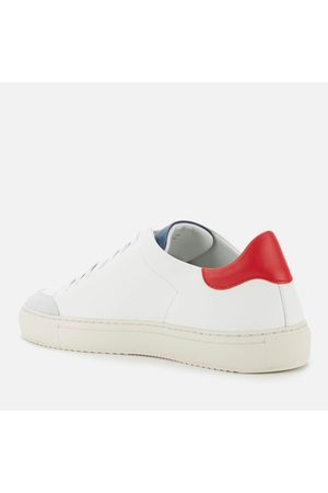 Axel Arigato Men's Clean 90 Triple Leather Cupsole Trainers