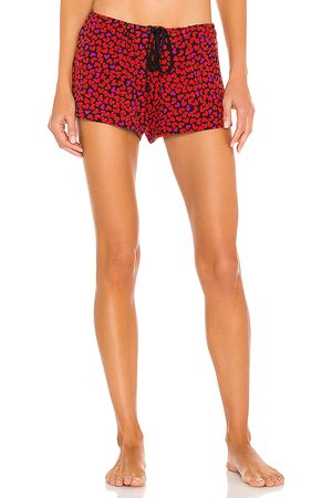 Hanky Panky Sleep Short in Red.