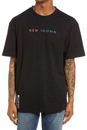 Topman Men's New Icons Men's Graphic Tee