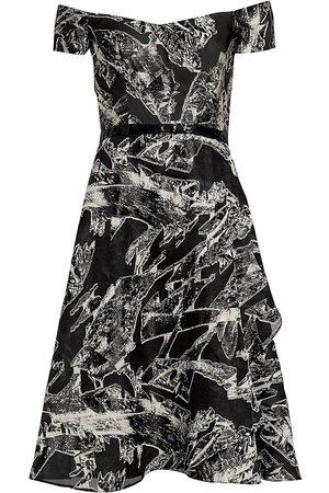 Rene Ruiz Collection Women's Fil Coupe Cocktail Dress - - Size 4