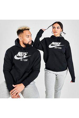 Nike Sportswear New York Template Fleece Hoodie in / Size Small Cotton/Polyester/Fleece