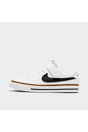 Nike Little Kids' Court Legacy Casual Shoes in / Size 1.0 Leather