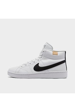Nike Men's Court Royale 2 Mid Casual Shoes in / Size 9.0 Leather