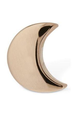 Dodo 9kt Luna Stud Mono Earring