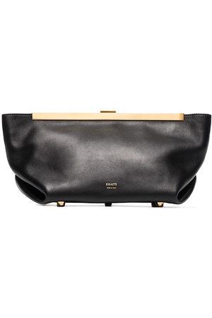Khaite Aimee envelope clutch bag