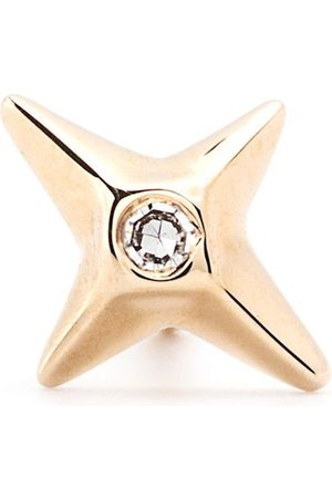Maria Black 14kt yellow diamond Star stud earring