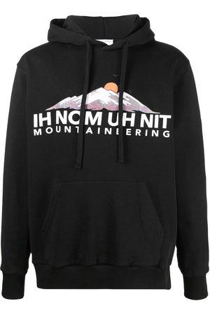 Ih Nom Uh Nit Logo drawstring hoodie