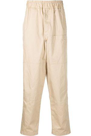 Jil Sander Men Straight Leg Pants - Straight-leg pull-on trousers - Neutrals