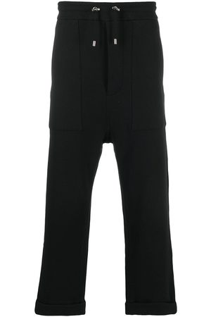 Balmain Men Sweatpants - Cropped track pants