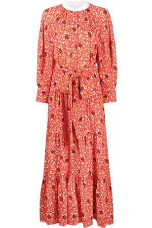 Chloé Floral print maxi dress