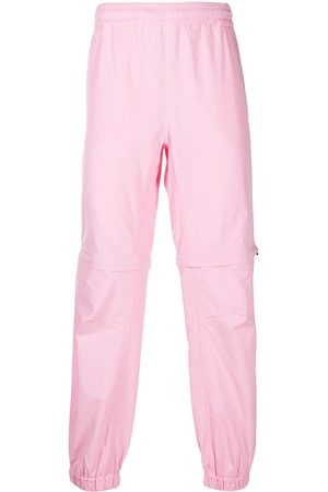 Msgm Detachable legs track pants