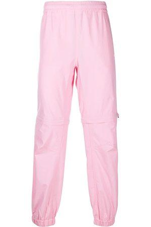Msgm Men Sweatpants - Detachable legs track pants