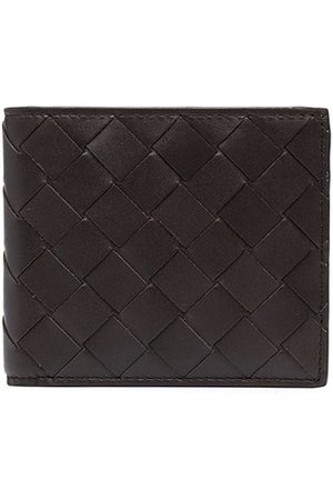 Bottega Veneta Men Wallets - Intrecciato wallet