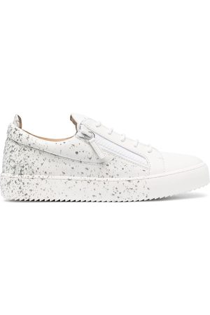 Giuseppe Zanotti Men Sneakers - Frankie Spray low-top sneakers