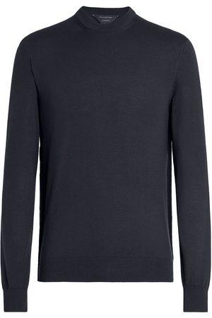Ermenegildo Zegna Men Sweatshirts - Centoventimila Couture wool jumper