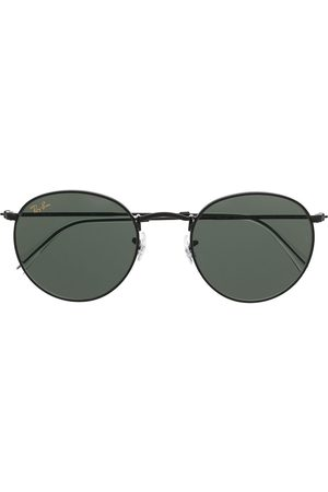 Ray-Ban Men Round - Round tinted sunglasses