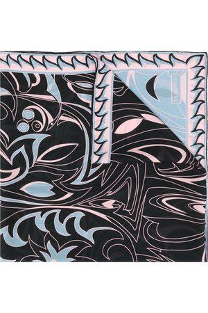 Emilio Pucci Dinamica Degradè print scarf
