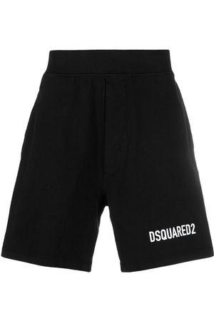 Dsquared2 Men Shorts - Logo print track short