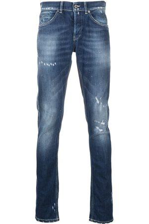 Dondup Men Skinny - Distressed skinny jeans