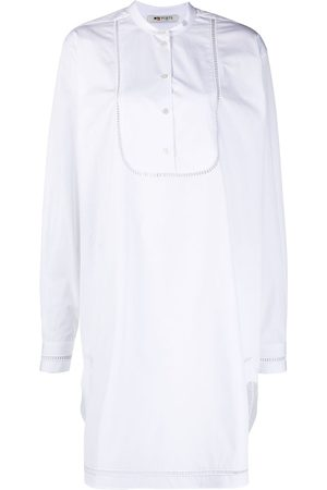 PORTS 1961 Women Tunics - Open-work tunic shirt