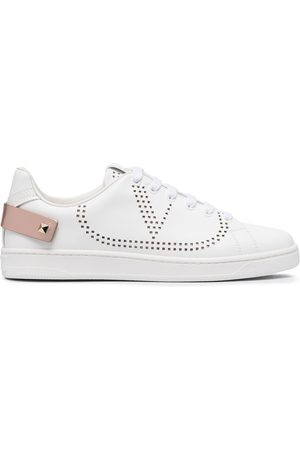 VALENTINO GARAVANI Women Sneakers - VLOGO Signature low-top sneakers