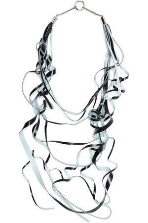 MM6 MAISON MARGIELA Layered swirl necklace
