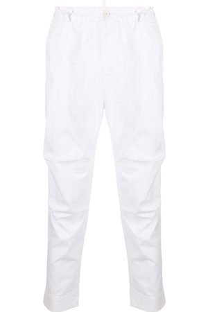 Dsquared2 Men Chinos - Elasticated tapered cut chinos