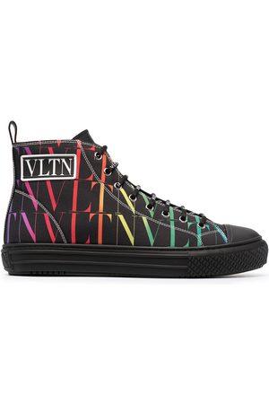 VALENTINO GARAVANI VLTN TIMES Giggies hi-top sneakers