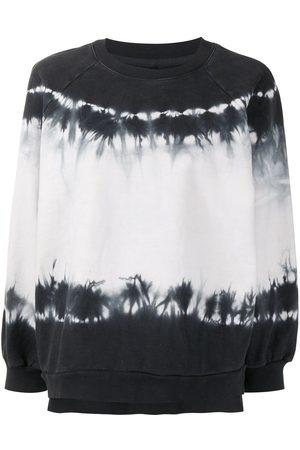 Cynthia Rowley Women Sweatshirts - Tie dye-print sweatshirt