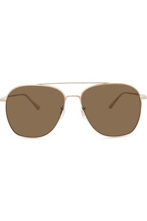 The Row X Oliver Peoples Ellerston aviator sunglasses
