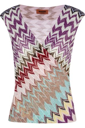 Missoni Zigzag knit top