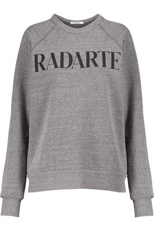 RODARTE Women Sweatshirts - Logo sweatshirt