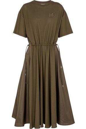 Moncler Cotton midi dress