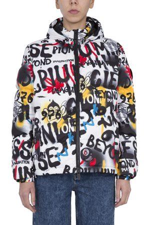 """Ciesse Ciesse x j-ax """"street art"""" down jacket"""