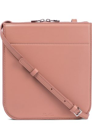 Loro Piana My Way Mini leather crossbody bag