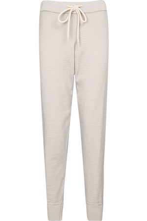 Varley Alice cotton knit trackpants