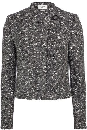 Isabel Marant Hakuni wool-blend tweed jacket