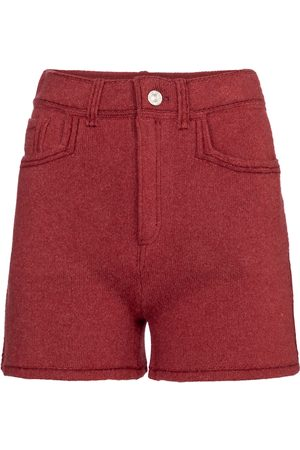 Barrie Cashmere and cotton shorts