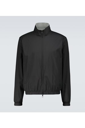 Loro Piana Men Bomber Jackets - Windmate® bomber jacket