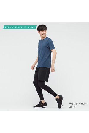 UNIQLO Men T-shirts - Men's Dry-Ex Crew Neck Short-Sleeve T-Shirt, , XXS