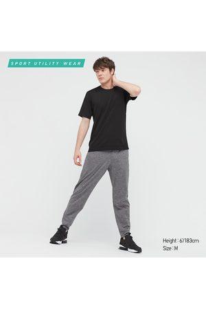 UNIQLO Men's Dry-Ex Crew Neck Short-Sleeve T-Shirt, , XXS
