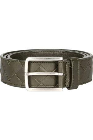 Bottega Veneta Men Belts - Intrecciato Belt