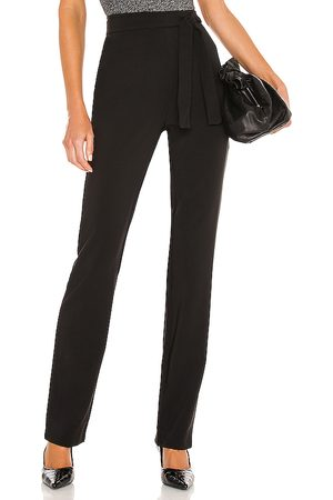 Michael Costello X REVOLVE Tie Waist Relaxed Pant in .