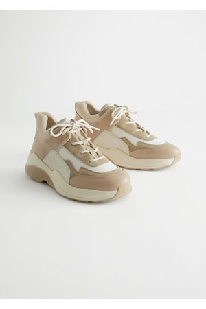 & OTHER STORIES Chunky Sole Technical Sneakers