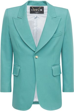 COOL TM 70's Fitted Wool Jacket