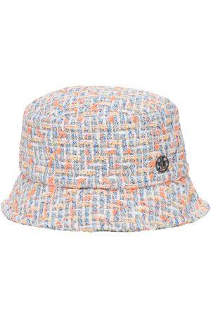Le Mont St Michel Axel Tweed Bucket Hat