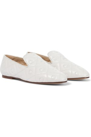Tod's Quilted leather loafers