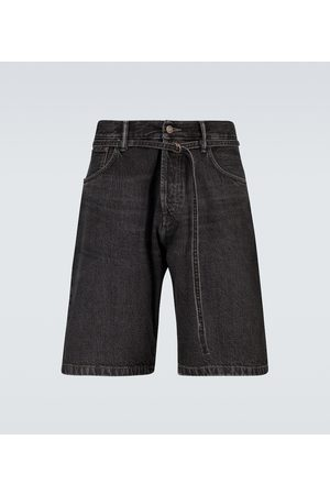 Acne Studios Roland denim bermuda shorts